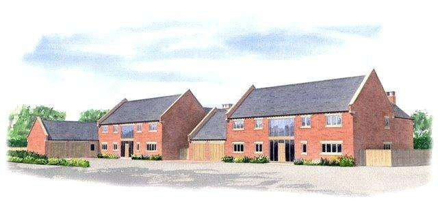 Plot Commercial for sale in Great Oxendon, Market Harborough, Northamptonshire