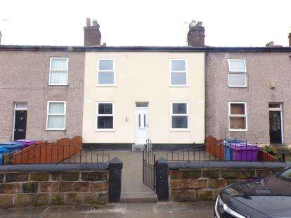 3 Bedrooms Terraced House for sale in Highfield Road, Liverpool, Merseyside, England, L13