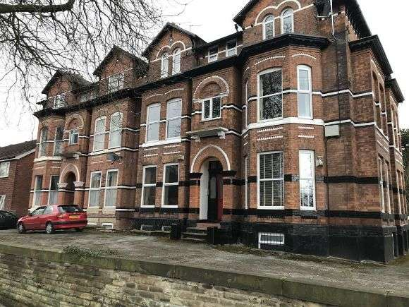 1 Bedroom Flat for sale in Alness Road, Whalley Range, Manchester