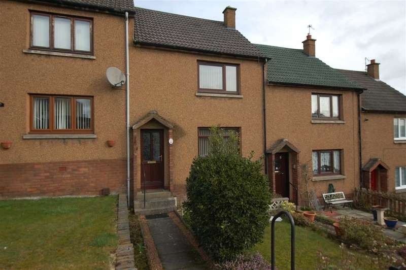 2 Bedrooms Terraced House for sale in Roods Square, Inverkeithing