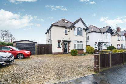 3 Bedrooms Detached House for sale in Grange Avenue, Worcester, Worcestershire