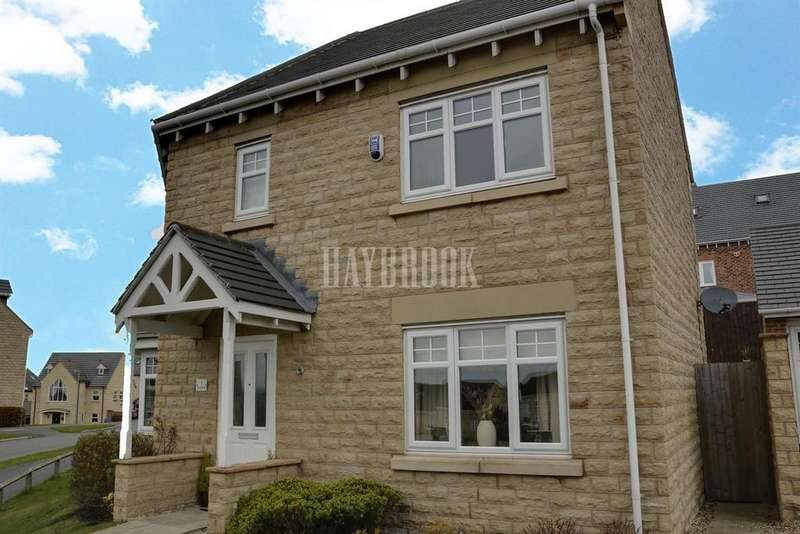 4 Bedrooms Detached House for sale in Rosefield Avenue, Woolley Grange