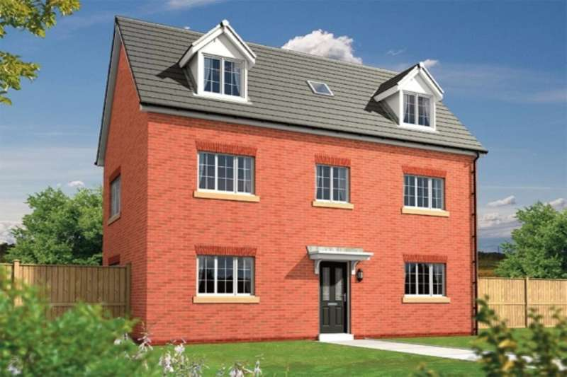 4 Bedrooms Detached House for sale in The Wordsworth Gib Lane, Blackburn, BB2