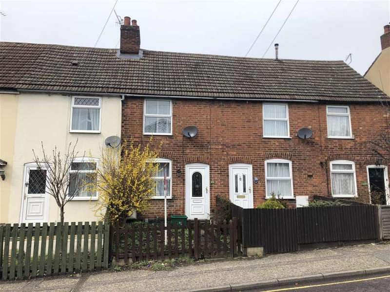 1 Bedroom Terraced House for sale in Harwich Road, Colchester