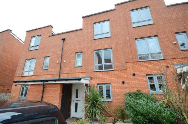 4 Bedrooms Terraced House for sale in Battle Square, Reading, Berkshire