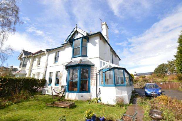 3 Bedrooms Flat for sale in South Road, Newton Abbot, Devon