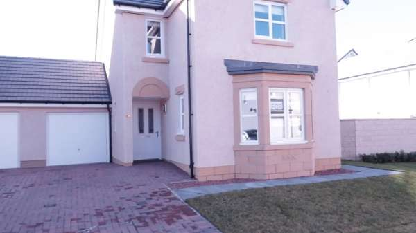 4 Bedrooms Semi Detached House for sale in Venture Fair Drive, Edinburgh