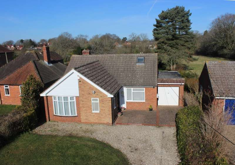3 Bedrooms Detached Bungalow for sale in Stanford Road, Bradfield Southend, Reading, RG7