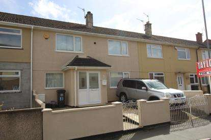 3 Bedrooms Terraced House for sale in Sandburrows Road, Highridge, Bristol