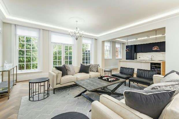 4 Bedrooms Flat for sale in Redington Road, Hampstead, NW3