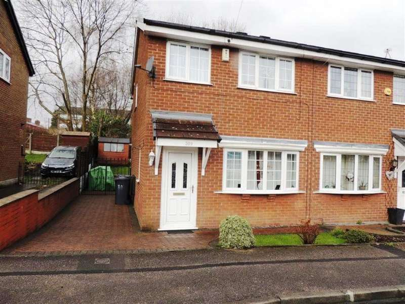 3 Bedrooms Semi Detached House for sale in Lumb Lane, Droylsden, Manchester