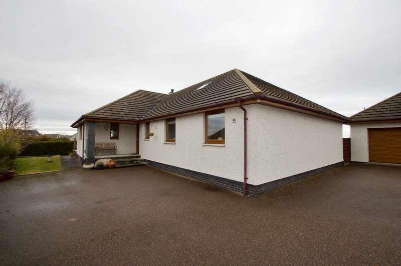 4 Bedrooms Detached House for sale in Struan House 3 Monks Walk, Monks Walk, Fearn, IV20