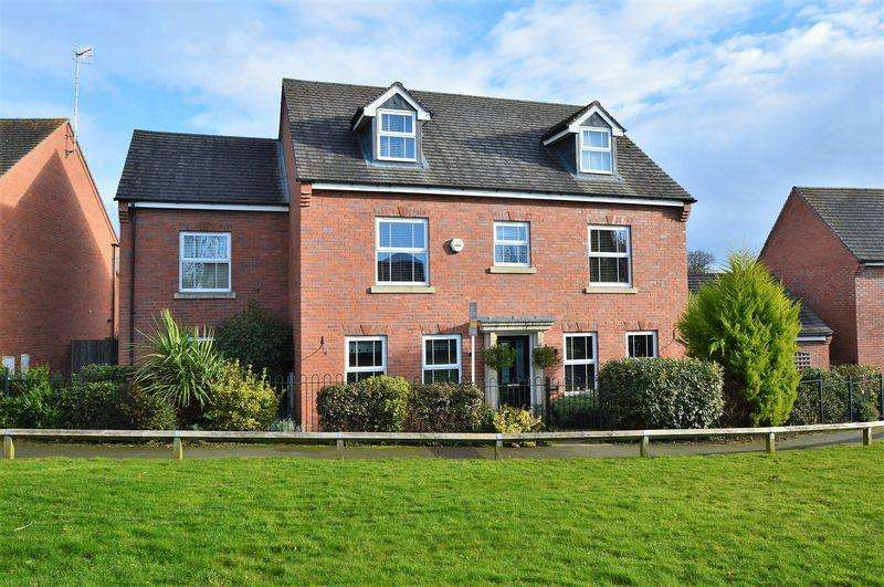 6 Bedrooms Detached House for sale in Barley Meadows * Inkberrow * WR7 4DR