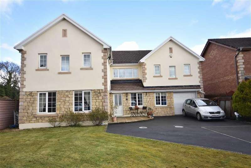 5 Bedrooms Detached House for sale in Ocean View, Swansea