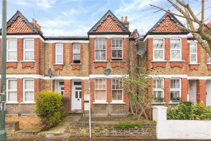 2 Bedrooms Flat for sale in Darell Road, Kew, Surrey