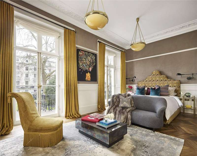 3 Bedrooms Maisonette Flat for sale in Leinster Square, London, W2