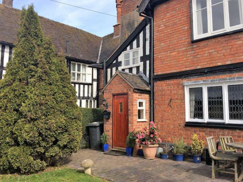 1 Bedroom Apartment Flat for rent in Moss Hall Lane, Audlem
