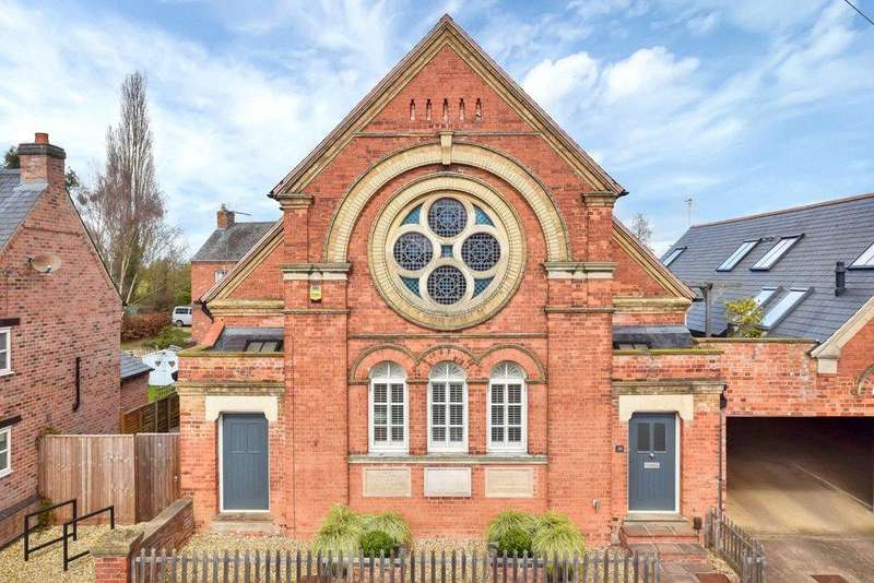 2 Bedrooms House for sale in Great Bowden, Market Harborough, Leicestershire