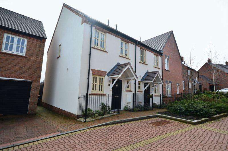 2 Bedrooms Terraced House for sale in Rays Meadow, Telford