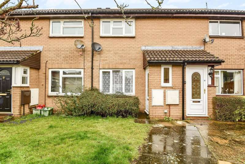 2 Bedrooms House for sale in Rudland Close, Thatcham, RG19