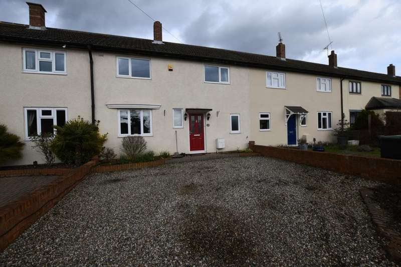 3 Bedrooms Terraced House for sale in Beamish Close, North Weald, CM16