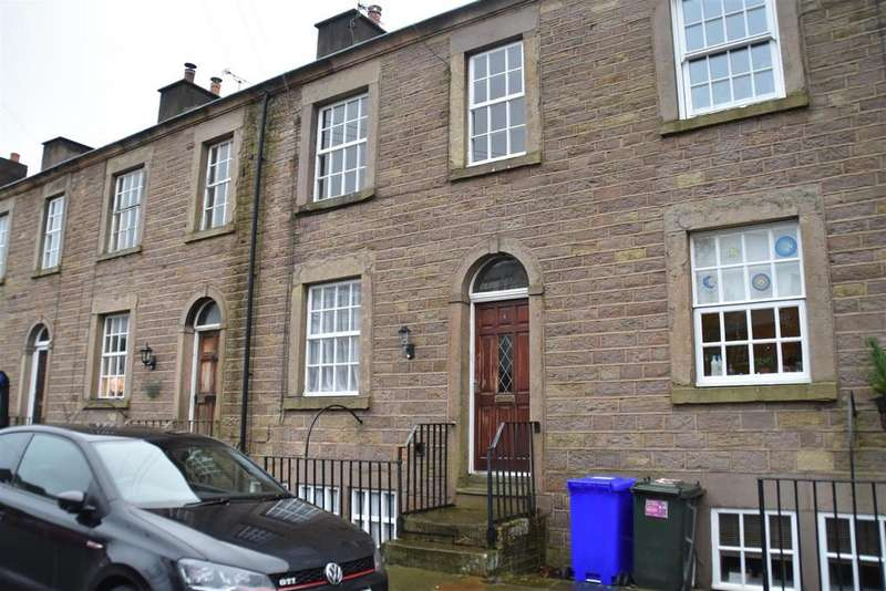 2 Bedrooms Terraced House for sale in Parker Street, Chorley