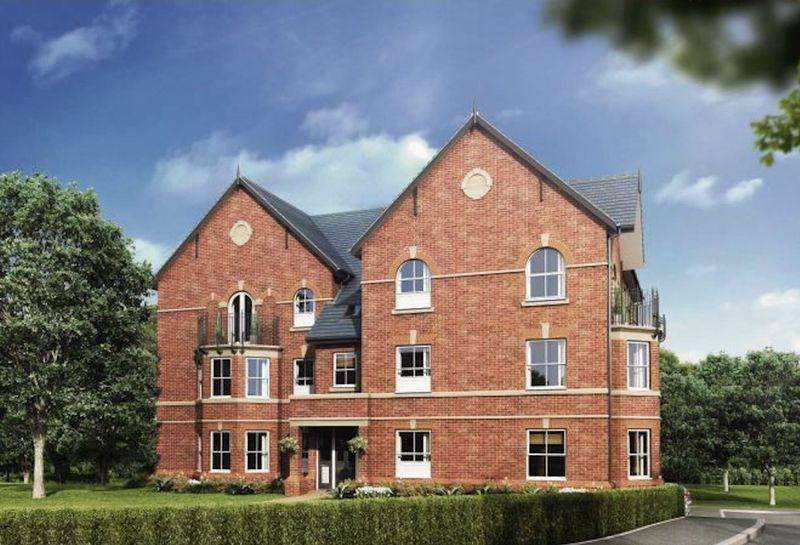 2 Bedrooms Apartment Flat for sale in HEATON, BOLTON, BL1. BRAND NEW, 2 BED LUXURY APARTMENT, EN SUITE, GRANITE KITCHEN PARKING