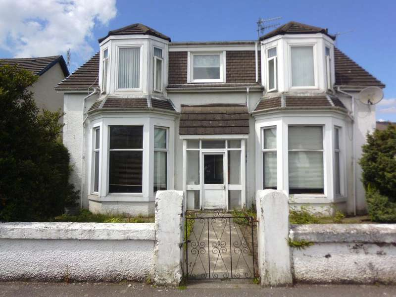 2 Bedrooms Ground Flat for sale in 85 Edward Street, Dunoon, PA23 7AS
