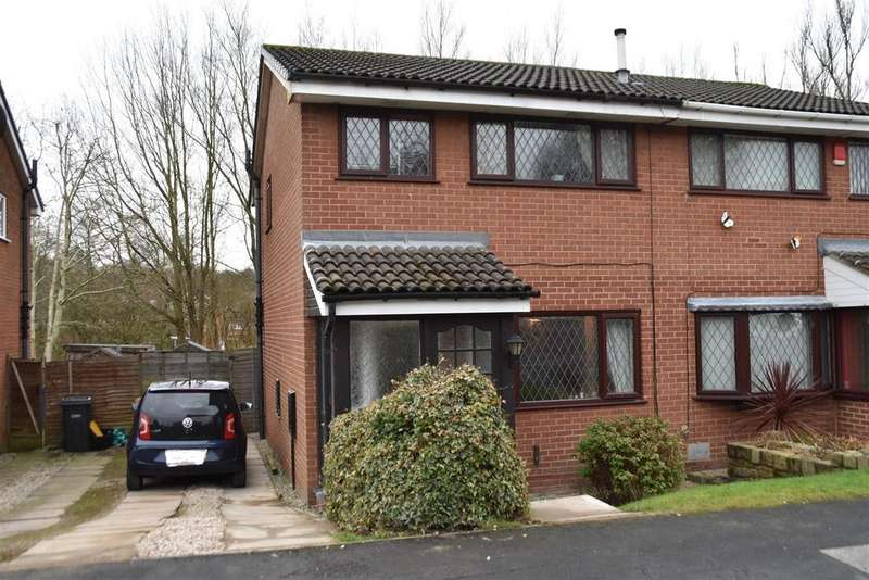 3 Bedrooms Semi Detached House for sale in Clover Field, Clayton-Le-Woods, Chorley