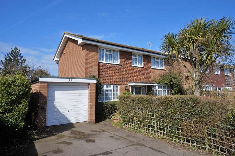 4 Bedrooms Detached House for sale in St Mildreds Avenue, Birchington CT7