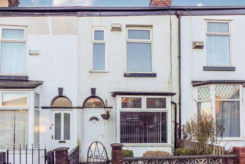 2 Bedrooms Terraced House for sale in Chorley Old Road, Bolton