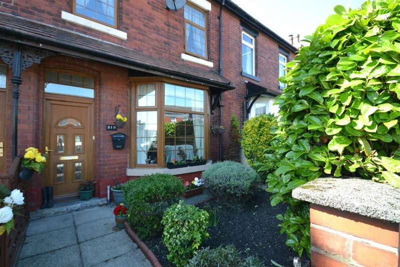 3 Bedrooms Terraced House for sale in Eaves Lane, Chorley