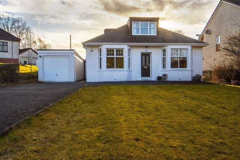 4 Bedrooms Detached House for sale in 73 Stirling Road, Larbert, Falkirk FK5 4SQ