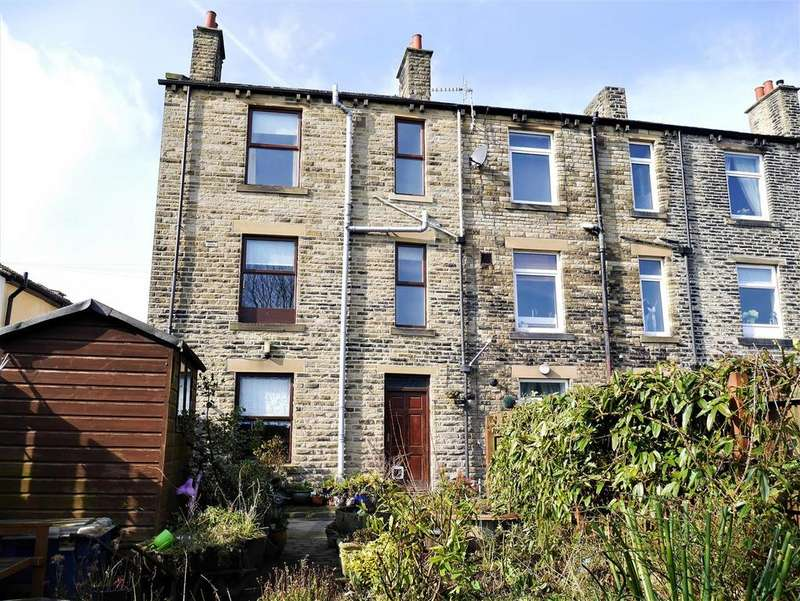 3 Bedrooms End Of Terrace House for sale in Bradford Road, Birkenshaw