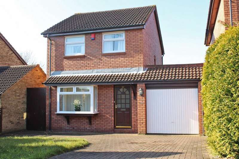 3 Bedrooms Detached House for sale in The Glebe, Norton, TS20