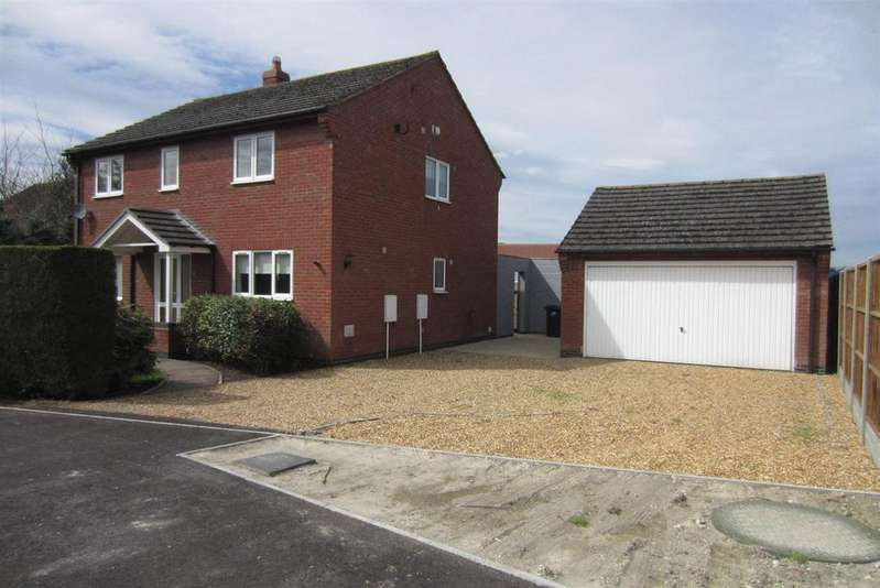 4 Bedrooms Detached House for rent in Ellwood Close, Isleham