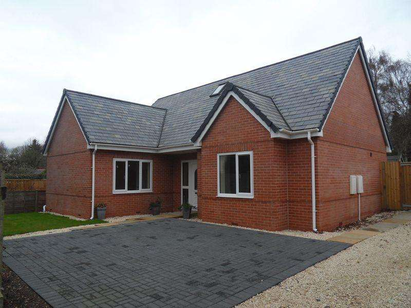 3 Bedrooms Detached House for sale in Woodlands Lodge, Burton Road, Measham