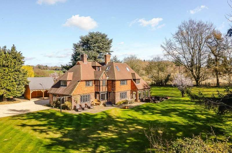 6 Bedrooms Detached House for sale in Portsmouth Road, Godalming, Surrey
