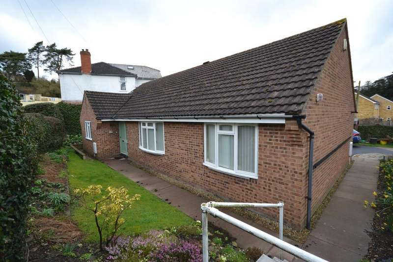 3 Bedrooms Detached Bungalow for sale in Uley Road, Dursley, GL11 4NH
