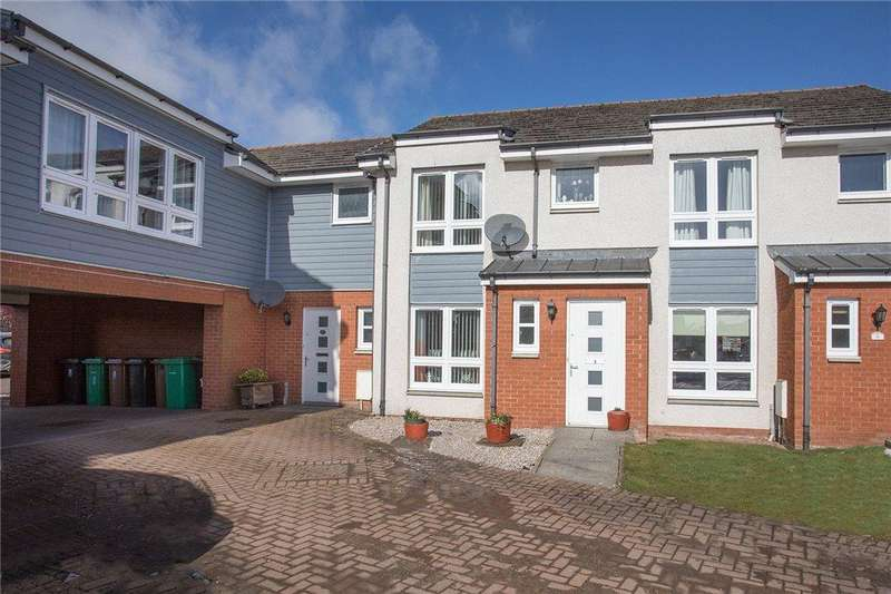 3 Bedrooms Terraced House for sale in Norway Gardens, Dunfermline, Fife