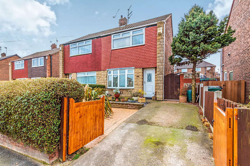 3 Bedrooms Semi Detached House for sale in Thorogate, Rawmarsh, Rotherham, S62