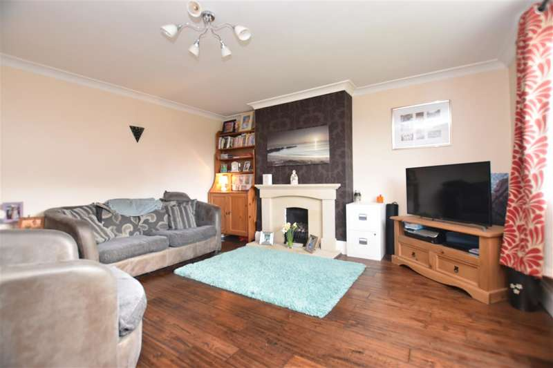 3 Bedrooms Semi Detached House for rent in Bernaby Place, Asfordby