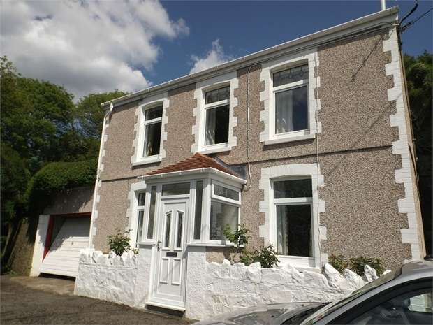 3 Bedrooms Detached House for sale in 4 Fernfield, Baglan, Port Talbot, West Glamorgan