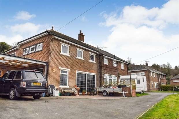 4 Bedrooms Semi Detached House for sale in Auckland Crescent, Dover, Kent