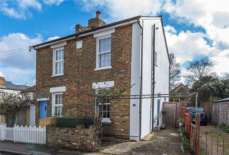 2 Bedrooms Semi Detached House for sale in Mill Street, Kingston upon Thames, KT1