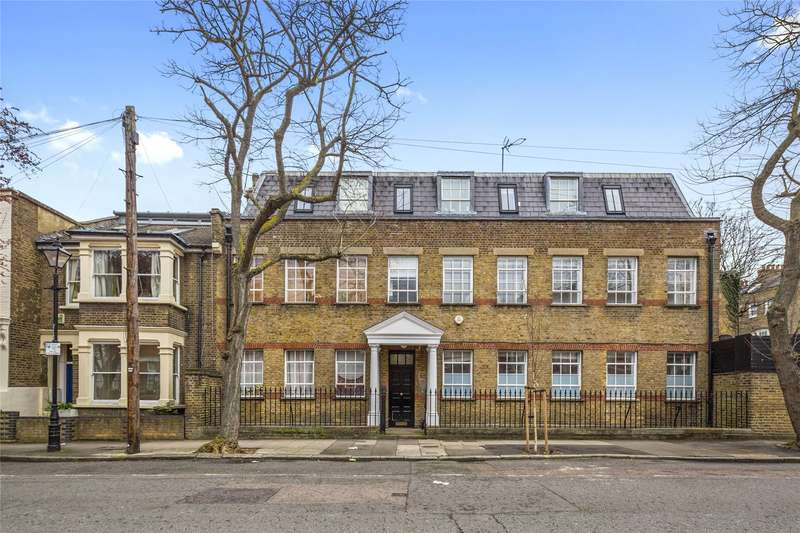 1 Bedroom Flat for sale in College Terrace, London, E3