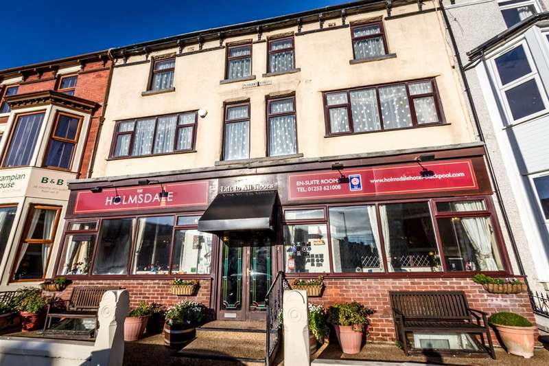 18 Bedrooms Hotel Commercial for sale in Pleasant Street, Blackpool