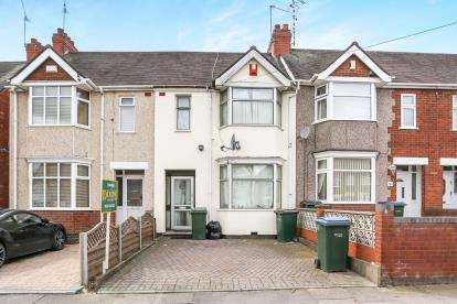 3 Bedrooms House for sale in Sewall Highway, Wyken, Coventry, West Midlands