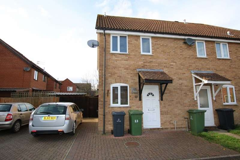 2 Bedrooms End Of Terrace House for sale in Thorpe Drive, Attleborough