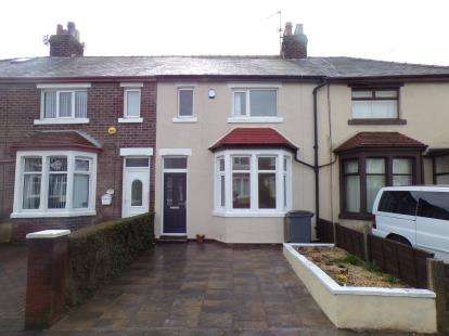 3 Bedrooms Terraced House for sale in Kumara Crescent, Blackpool, Lancashire, FY4